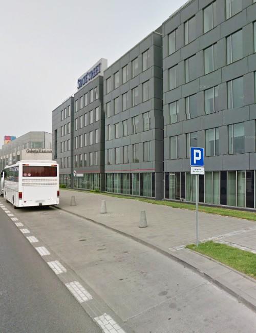 darmowy parking dla autokarow