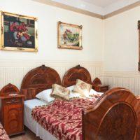 Apartamenty Kraków - sypialnia